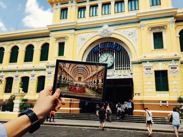 du lịch gần Sài Gòn